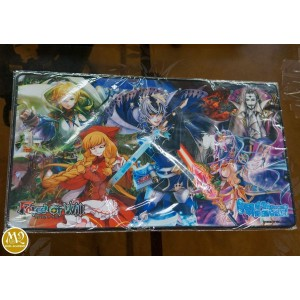 Bàn đấu bài Playmat: Force of Will Curse of the Frozen Casket Playmat